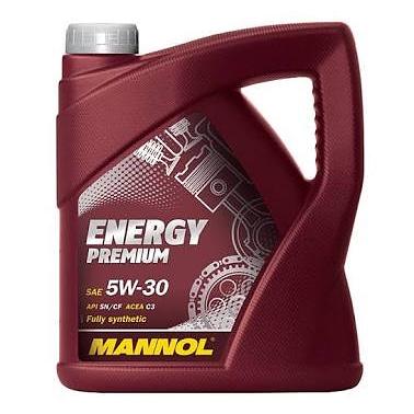 MANNOL ENERGY PREMIUM – SAE 5W-30