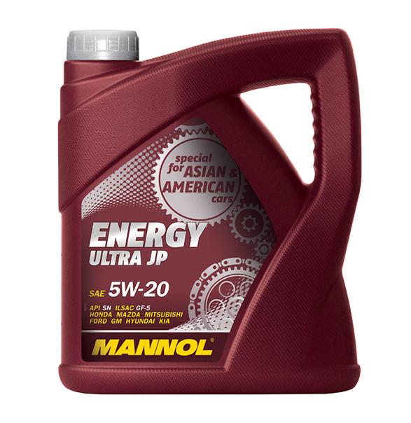 MANNOL Energy Ultra JP 5W-20