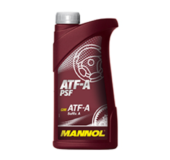 MANNOL ATF-A POWER STEERING FLUID