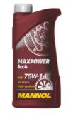 MANNOL Maxpower 4×4 75W-140 API GL-5 LS