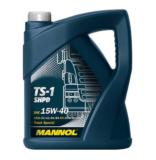 MANNOL TS-1 SHPD 15W-40 API CH-4/CG-4/CF-4/SL