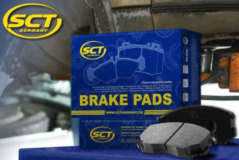 SCT BRAKE PADS AND BRAKE SHOES